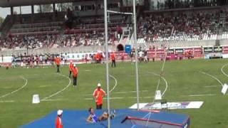 Barras Romain- Pole Vault 490cm