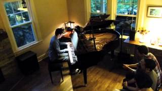 Mike Piano Recital 2013 - Victoria - Jukebox The Ghost