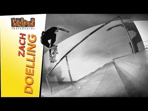 preview image for Zach Doelling - Blind Skateboards