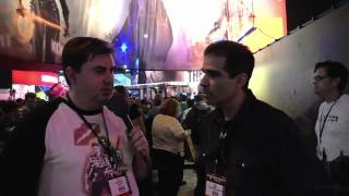 E3 2012: Injustice interview with Ed Boon