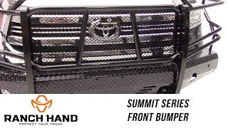In the Garage™ with Total Truck Centers™: Ranch Hand Summit Series Front Bumper