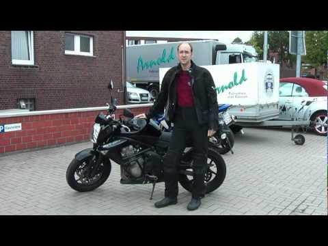 Abfahrtkontrolle Motorrad