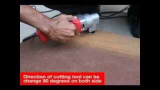Milwaukee - AC Corded Nibbler 500 W, N 2