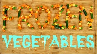 5 Reasons to Cook Frozen Vegetables