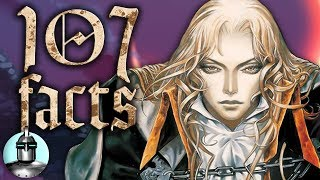 Gambar cover 107 Castlevania: Symphony of The Night Facts YOU Should Know! 🤔   The Leaderboard