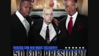 50 Cent - 50 For President [Prod By Dr Dre] **NEW**