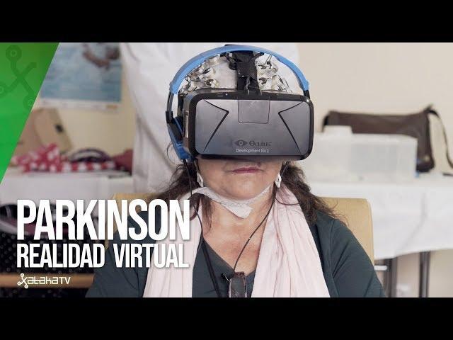 REALIDAD VIRTUAL como terapia contra el PARKINSON