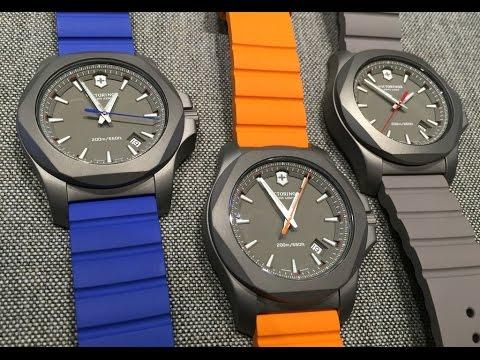 Victorinox INOX Titanium - Reloj I.N.O.X ESTRATOSFERICO 33.000metros - 241759 241758 241757