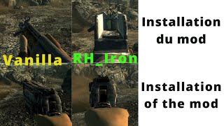Installer RH_Iron