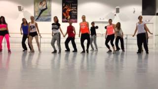 "Dondria ""Makin Love"" choreography by Angelika Galkowska"