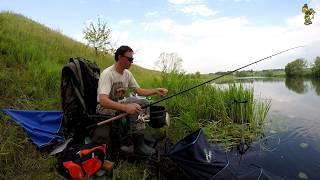 Рыболовные пруды на левом берегу дона