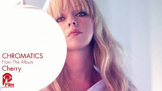 "CHROMATICS ""I CAN'T KEEP RUNNING"" Cherry (Deluxe) LP"