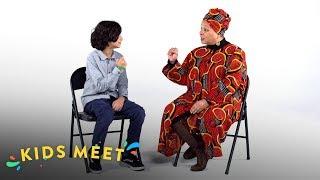 Kids Meet Former Black Panthers   Kids Meet   HiHo Kids