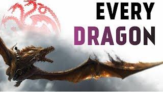 Every Targaryen Dragon (Game of Thrones Lore)