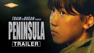 Train to Busan Peninsula Movie