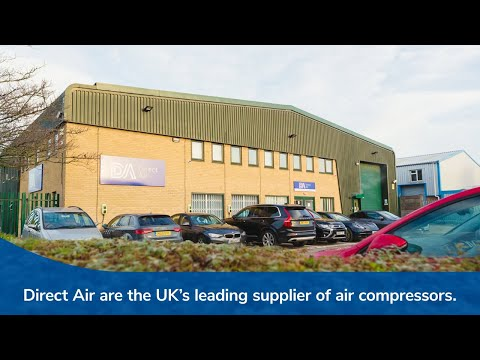 Direct Air | Compressed Air Specialists | Midlands & South West | Supply, Installation & Maintenance