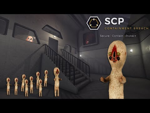 Spoopy Foundation Is Spoopy! (SCP: Containment Breach Unity Remake