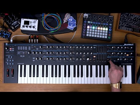 Novation // Summit Overview