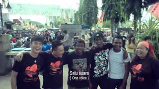 让人感动流泪的一首歌马来西亚  I Love Malaysia