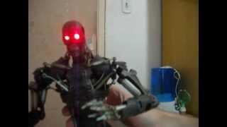 T-600 (Terminator\Exterminador do Futuro) Hot Toys Review