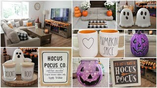 Huge Halloween And Fall Decor Haul | Halloween Decorating Ideas