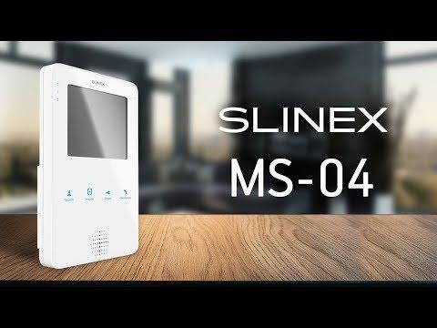 Обзор SLINEX MS-04