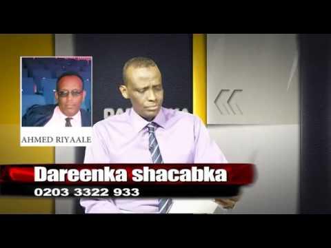 Dareenka Shacabka: D. Barlamaanka  Jabuuti iyo Xalada  Ethiopia