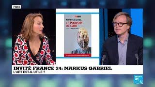 Entretien avec Markus Gabriel :