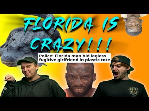 How Is Florida Even Real?! (FLORIDA MAN)