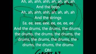 The Ting Tings - Great DJ with lyrics