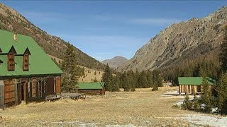 Risky Business: The Ghost Town of Kirwin - Main Street, Wyoming