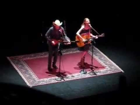 "Gillian Welch ""White Rabbit"" - LIVE - Fitzgerald Theatre, St. Paul, MN - 2011"