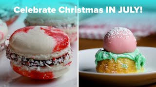 Celebrate Christmas In July With These Recipes