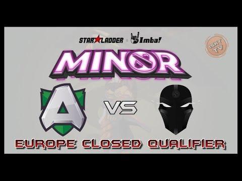 NIP vs Alliance / Bo3 / StarLadder ImbaTV Dota 2 Minor Season 2 / Dota 2 Live