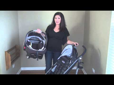 Graco Breaze Click Connect Lightweight Umbrella Stroller Review