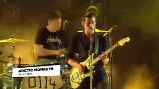 Arctic Monkeys - She's thunderstorms live @ Optimus Alive 2014