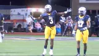 Ole Miss signee Tony Bridges delivers a huge hit