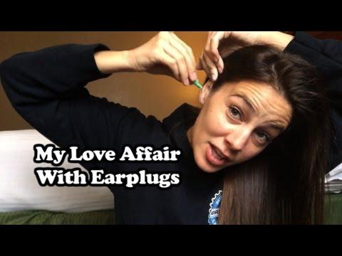 My Love Affair With Earplugs