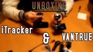 VANTRUE OneDash X4 & iTracker GS6000-A12 | Dashcam Unboxing