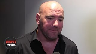 Dana White reacts to UFC 229 brawl between Khabib Nurmagomedov and Conor McGregor | ESPN MMA