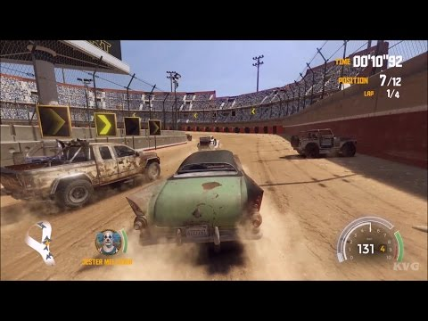 Gameplay de FlatOut 4: Total Insanity