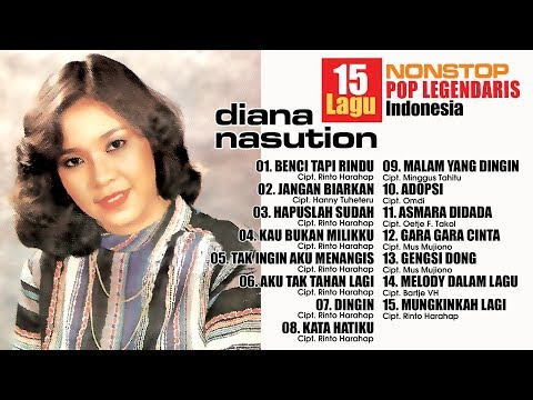 BEST OF DIANA NASUTION (NONSTOP POP LEGENDARIS INDONESIA) Mp3