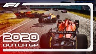 F1 2020 Dutch Grand Prix Zandvoort - Can We Overtake?