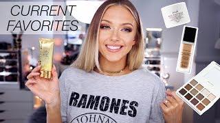 Current Beauty Favorites 2017!