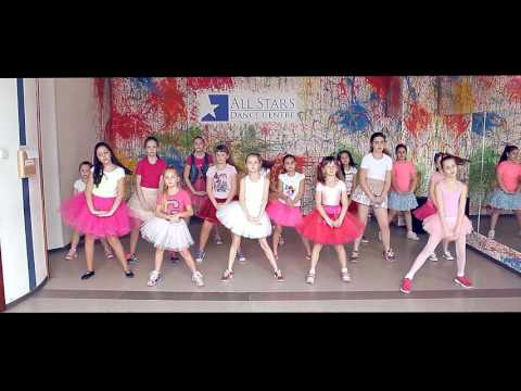 Aqua – Barbie Girl. Jazz Funk by Анастасия Зезюлина All Stars Dance Centre 2016