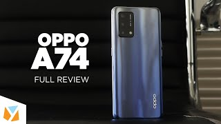 OPPO A74 Unboxing and Review