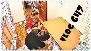 Влог 06.11.16 Мы купили стол!