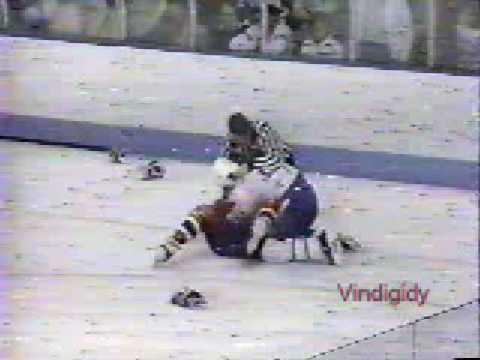 Claude Lemieux vs Steven Finn