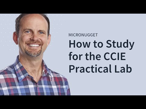 How to Study for the CCIE Practical Lab - YouTube