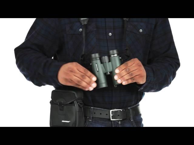 Celestron TrailSeeker 10 X 42 Binoculars - 71406